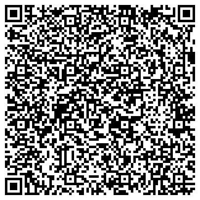 QR-код с контактной информацией организации Пенсионный отдел Щукино