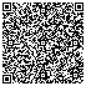 QR-код с контактной информацией организации ВВК Центр, ООО