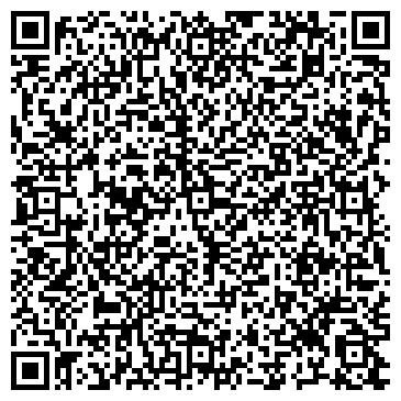 QR-код с контактной информацией организации Фабрика жалюзи, ООО