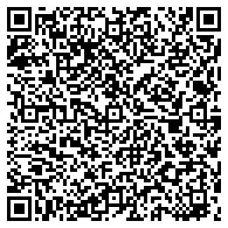 QR-код с контактной информацией организации НАСТРОЕНИЕ
