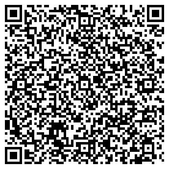 QR-код с контактной информацией организации Платра, ТОО