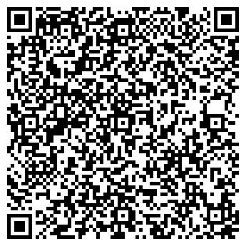 QR-код с контактной информацией организации Каслав, ИП