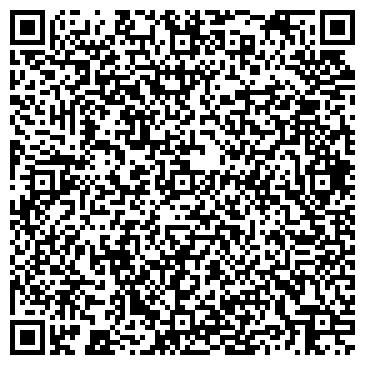 QR-код с контактной информацией организации Кровельный центр, торговая фирма, ТОО