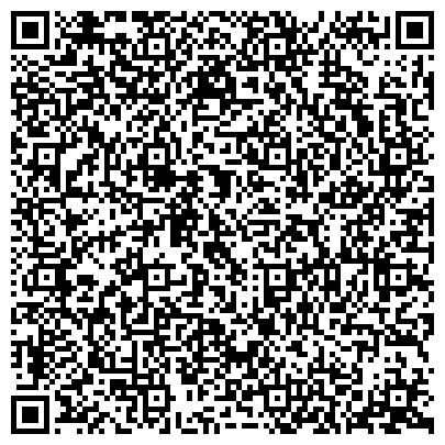 QR-код с контактной информацией организации Предприятие по изготовлению кованых изделий, производственно-торговая фирма, ИП