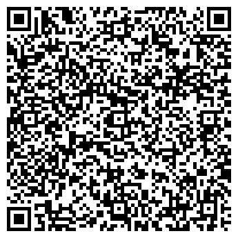 QR-код с контактной информацией организации ЗОЛОТАЯ ЛУЗА