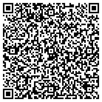 QR-код с контактной информацией организации Лисицин, ИП