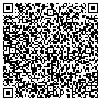 QR-код с контактной информацией организации СИНЯЯ ЗВЕЗДА