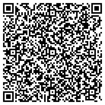 QR-код с контактной информацией организации TOO «POLYMIR-AFM»