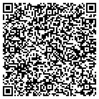 QR-код с контактной информацией организации ИП Кабыш