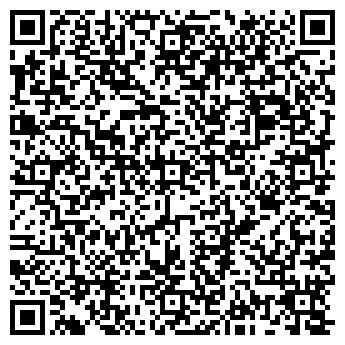 QR-код с контактной информацией организации ГАТЕР, СООО