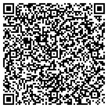 QR-код с контактной информацией организации Чистый двор, ООО
