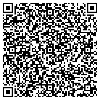 QR-код с контактной информацией организации АРЦфорэст, ЗАО