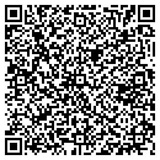 QR-код с контактной информацией организации Саламин