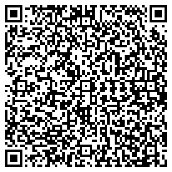 QR-код с контактной информацией организации ЧП «Кедр»