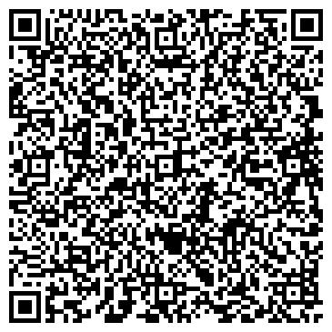 QR-код с контактной информацией организации Мир дверей, ЧП