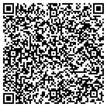 QR-код с контактной информацией организации Двери Intro