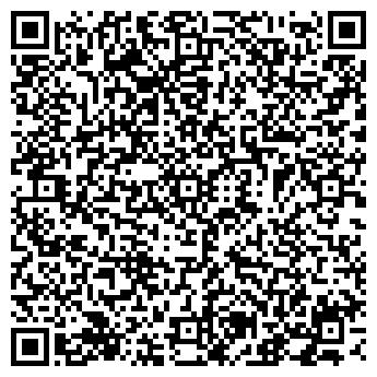 QR-код с контактной информацией организации Зодчий, ООО