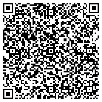 QR-код с контактной информацией организации ВКТОВ «УНІВЕРСАЛ»