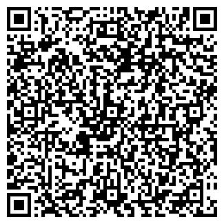 QR-код с контактной информацией организации ЮТА