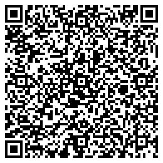 QR-код с контактной информацией организации Megas