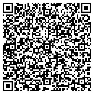QR-код с контактной информацией организации BMW