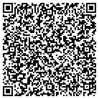 QR-код с контактной информацией организации Интервис, ООО
