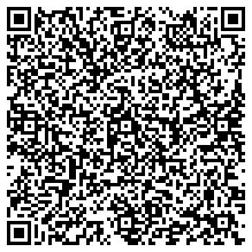 QR-код с контактной информацией организации Банная лавка, ЧП