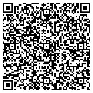 QR-код с контактной информацией организации КРИС