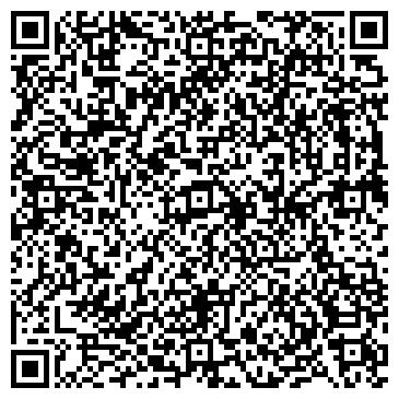 QR-код с контактной информацией организации Красивые двери,ООО