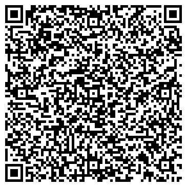 QR-код с контактной информацией организации Аква +, СПД