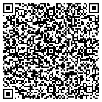 QR-код с контактной информацией организации Айронглас, ЧП