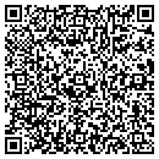 QR-код с контактной информацией организации Damask