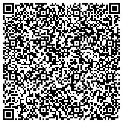 QR-код с контактной информацией организации Спецжелезобетон Светловодский завод, ПАО
