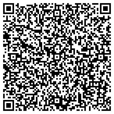 QR-код с контактной информацией организации Теплый дом, ООО
