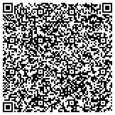 QR-код с контактной информацией организации Ирис-дизайн, салон-магазин, ЧП