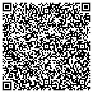 QR-код с контактной информацией организации Контур. Трудовая компания, ТОО