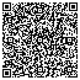 QR-код с контактной информацией организации СКЕНА+