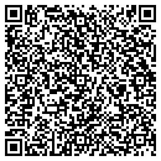 QR-код с контактной информацией организации ЗАО РАУНД