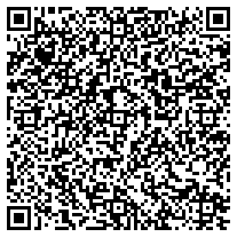 """QR-код с контактной информацией организации Школа танцев """"Орион"""""""