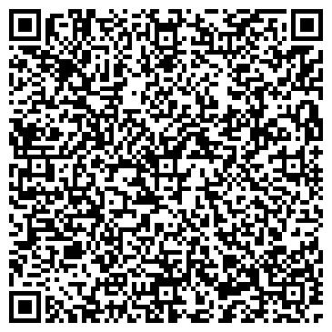 QR-код с контактной информацией организации ИП Топливные брикеты Pini&Kay