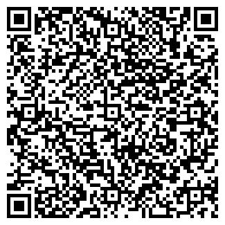 QR-код с контактной информацией организации Малинин, ИП