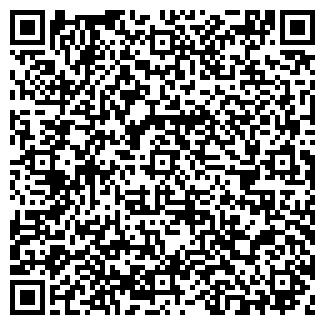 QR-код с контактной информацией организации ОГНИ ИСТРЫ