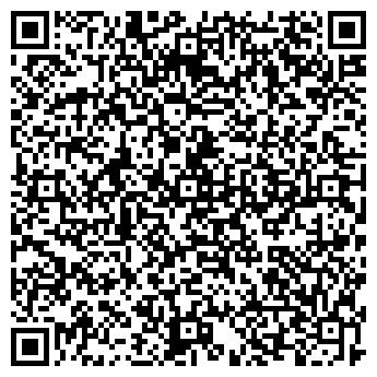 QR-код с контактной информацией организации Анви Груп