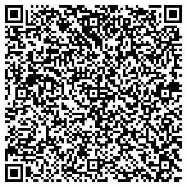 QR-код с контактной информацией организации Фабрика дверей Новый Стиль, ООО