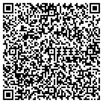 QR-код с контактной информацией организации Мир дверей, СПД