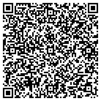 QR-код с контактной информацией организации Двери +, ЧП
