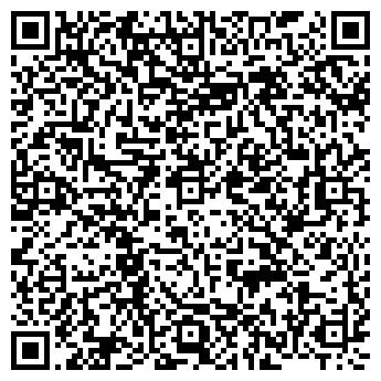 QR-код с контактной информацией организации Альфа лес, ЧП