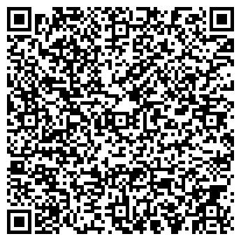 QR-код с контактной информацией организации Мономах, ООО