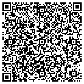 QR-код с контактной информацией организации ООО МИЛАНА ФУД