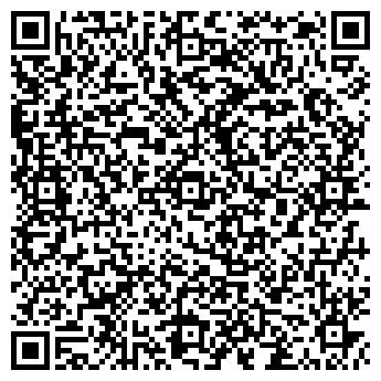 QR-код с контактной информацией организации Аква бали, ООО